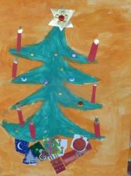 Kl. 1/2 - Geschenke unterm Weihnachtsbaum
