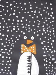 Kl. 1/2 - Pinguine im Schnee