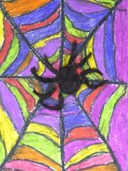 Spinnennetz_3