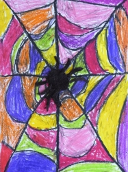 Spinnennetz_5