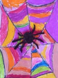 Kl. 1/2 - Spinnennetz