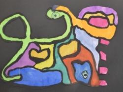 Kl. 4 - Hundertwasser