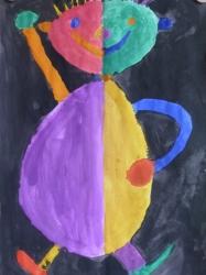 Kl. 4 - Komplementärfarben