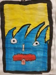 Kl. 4 - Monster