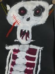 Skelette, Kl. 3