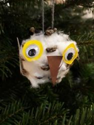 Weihnachtsbaumschmuck Eulen_4