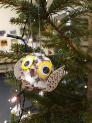 Weihnachtsbaumschmuck Eulen_5