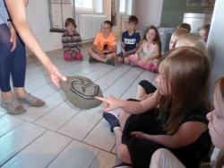 Museumsbesuch zum Thema Moor in Oldenburg
