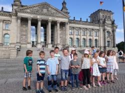 Zur Preisverleihung nach Berlin