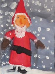 Kl. 1/2 - Der Weihnachtsmann