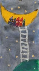 eine Leiter zum Mond_2