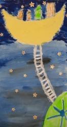 eine Leiter zum Mond_3