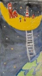 eine Leiter zum Mond_6
