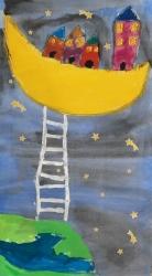 eine Leiter zum Mond_7