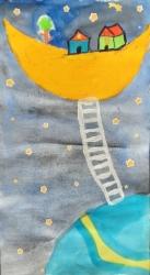 eine Leiter zum Mond_8
