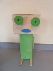 Kl. 3 Werken - Roboter