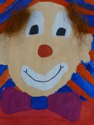 Lustige Clowns, Kl. 4