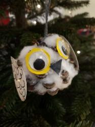 Weihnachtsbaumschmuck Eulen_1